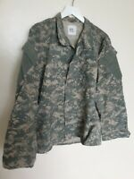 "Vintage US ARMY Men Combat Uniform Digital Camo Lightweight Jacket Size M 37-41"""