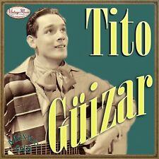 TITO GUIZAR Mexico Collection CD #48/100 - MEXICAN Ranchera Corrido Mariachi