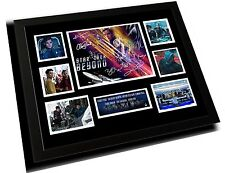 STAR TREK BEYOND CAST SIGNED LIMITED EDITION FRAMED MEMORABILIA