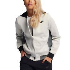 BNWT Size Large Women's Nike Sportswear Tech Fleece Destroyer Jacket 884427-072
