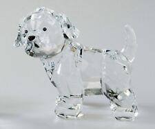 Formano Deko-Figur Hund 9cm Acryl-klar