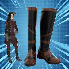 Avatar The Legend of Korra Asami Sato Schuhe shoes Boots Stiefel Cosplay