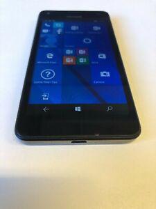 Microsoft Lumia 550 - 8GB - Black (Vodafone) Smartphone