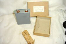 Vintage NOS Capacitrons PIO Oil Capacitor 10uF 600V for Tube Amps tested