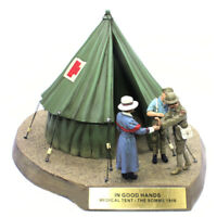 Corgi 1/32 Forward March CC59188 Battle of the Somme Red Cross Casualty Tent