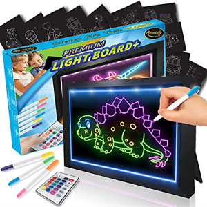 Holinox Drawing Light Pad, tracing Board, LCD Writing Tablet, earasable Doodle