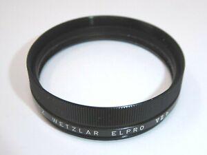 Leica Elpro VIIb Close Up Filter