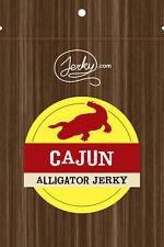 All-Natural Alligator Jerky