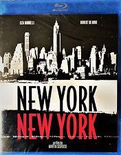 NEW YORK NEW YORK BLU RAY nuevo