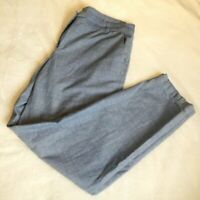 Talbots Blue The Weekend Chino Pants Trousers Size 8
