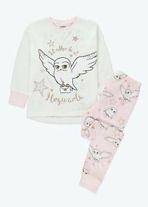 kids Girls Harry Potter Pyjama Set (5-12yrs) Nightwear pyjamas