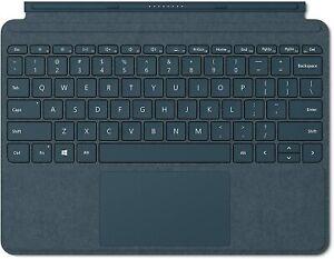 Microsoft Surface Go Alcantara Type Cover model 1840 Cobalt Blue - 2nd Edition