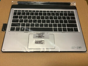 New FOR HP Elite X2 1012 G1 G2 Keyboard US 922749 911747