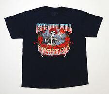Grateful Dead Shirt T Shirt Fare Thee Well Soldier Field Chicago Bertha GD 50 XL