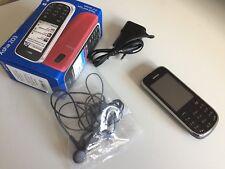 Nokia ASHA 203-GRIGIO SCURO (Senza SIM-lock Cellulare)