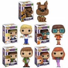 Funko Pop! Scooby Doo Set of 5 Scooby Doo Shaggy Fred Velma Daphne - In Stock