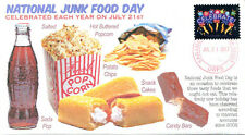COVERSCAPE computer generated National Junk Food Day 2017 event cover