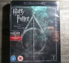 Harry Potter and The Deathly Hallows Part 2 [Year 7] [4K UHD Blu-ray]Region Free