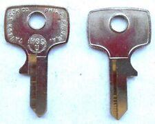 Key Blank S70U For Saab  1957-1963 Ignition 93 93B GT750 95 96 96G FREE SHIPPING