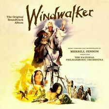 Windwalker-Original Soundtrack Recording by Merrill Jenson (CD)