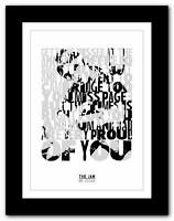 THE JAM Mr Clean  ❤ song lyrics typography poster art print - A1 A2 A3 vespa