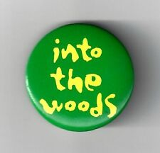 "Stephen Sondheim ""INTO THE WOODS"" Vanessa Williams / John McMartin 2002 Pinback"