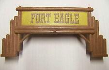 PLAYMOBIL (B1106) WESTERN - Arche Entrée du Fort Eagle Forts SystemX 3023