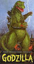 Godzilla cult movie poster print #2