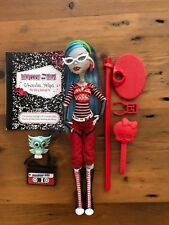 Monster High Ghoulia Yelps 1st Wave ...Collector Owned