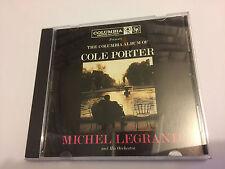 COLE PORTER - Michel Legrand & His Orchestra OOP 1958 Soundtrack Score OST CD NM