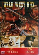 DVD Eagle's Wing / A Town Called Hell: Sheen Waterston Savalas Stella Stevens