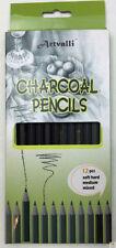 Unbranded Pencils & Charcoals
