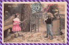 """Carte Postale """" STEBBING"""" - Jeux d'enfants - Jeu de Grace"""
