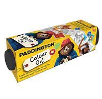 Paddington Bear ~ Colour On ~ Colouring & Activity Fun