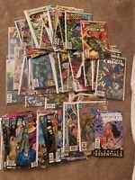 Comic Book Lot 90 DC Batman Superman Wonder Woman, Infinite Crisis Send Offers!