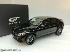 Mercedes-AMG GLC 43 Coupe 2019 Black GT SPIRIT MODEL 1/18 #GT229