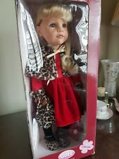 Gotz Doll with Blonde hair - still in package never removed