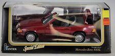 Maisto 1989 Mercedes-Benz 500SL Scale 1:18 Die Cast Model Car Special Edition