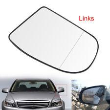 Außenspiegel Spiegelglas Ersatzglas Mercedes C Typ W203 Li oder Re sph Kpl Bhzt