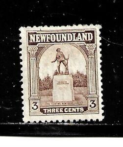 Newfoundland Scott # 133/A72- 3c -Mint/H-1923-24-OG