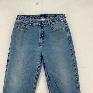 Vintage pendleton jean 35x30 mens blue denim jeans made in mexico 100/% cotton denim jeans mens boot cut straight leg jeans cowboy western
