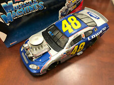 2005 Jimmie Johnson Lowes Muscle Machines Action car