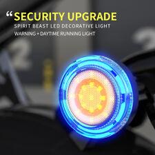 Spirit Beast Motorcycle LED Turn Signal Indicator Light ATV SCOOTER Motorbike