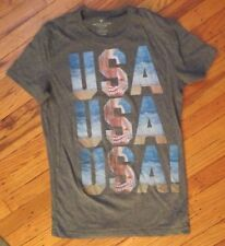 AMERICAN EAGLE OUTFITTERS USA Cotton Blend T-Shirt Size S/P/CH