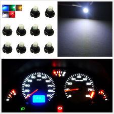 30Pcs DC12V T3 Neo Wedge LED Car Instrument Cluster Panel Lamps Gauge Bulbs Kit