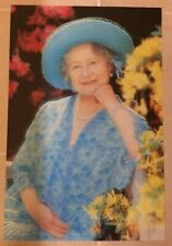 """H M QUEEN ELIZABETH, THE QUEEN MOTHER - Large 14"""" x 21"""" Poster Print From 1981"""