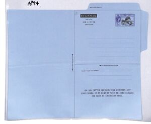 AP84 Sierra Leone Airmail Air Letter Postal Stationery Cover PTS