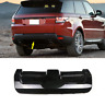 ABS Rear Lower Skid Plate Bumper Board Trim For Range Rover Sport 2014-2017 MA