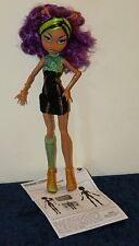 Monster High Clawdeen Wolf Loose in Original Outfit from Werewolf Sister Pack