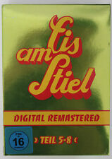 Eis am Stiel - Teil 5-8 Digital Remastered FSK 16